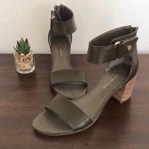Tommy Hilfiger Chunk heeled sandal